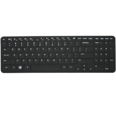 Keyboard Protector Skin Cover For Dell Inspiron 15R/15RR/1564/i1564/M501R/N5010/IM501R/M5010/M5010R Black
