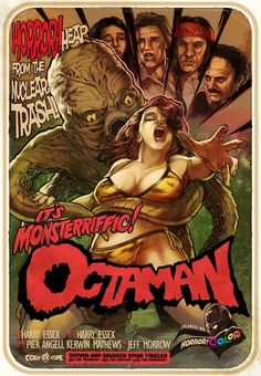 B-Movie Posters by Corlen Kruger