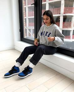 25 Fashion Guide Back to School Outfits You Don't Want to Miss ~ Fashion & Desig. - - 25 Fashion Guide Back to School Outfits You Don't Want to Miss ~ Fashion & Design Source by Chill Outfits, Cute Casual Outfits, Mode Outfits, Retro Outfits, Vintage Outfits, Skater Outfits, Swag Outfits, School Fashion, Teen Fashion
