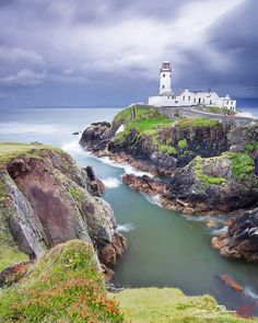 ✮ Fanad Lighthouse, Donegal, Ireland
