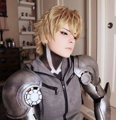 It Genos from one punch man