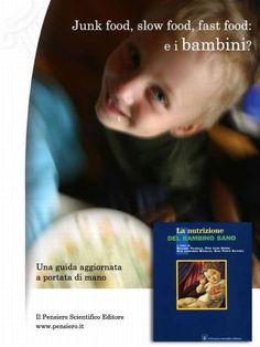 La nutrizione del bambino sano