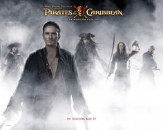 Watch Streaming HD Pirates Of The Caribbean: At World's End, starring Johnny Depp, Orlando Bloom, Keira Knightley, Geoffrey Rush. Captain Barbossa, Will Turner and Elizabeth Swann must sail off the edge of the map, navigate treachery and betrayal, and make their final alliances for one last decisive battle. #Action #Adventure #Fantasy http://play.theatrr.com/play.php?movie=0449088