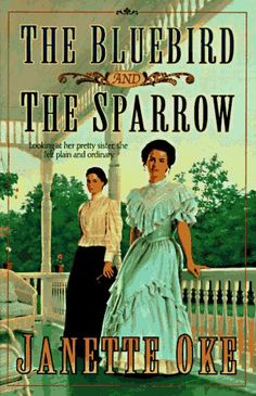 The Bluebird and the Sparrow (Women of the West #10) by Janette Oke http://www.amazon.com/dp/1556616120/ref=cm_sw_r_pi_dp_NAvQtb1DFR3KBPHC