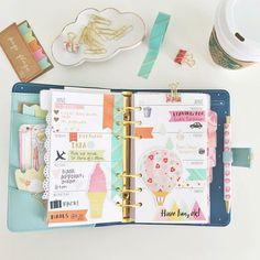 Planner Ideas and Accessories ❤ filofax   Recherche Instagram   Pinsta.me - Instagram Viewer en ligne