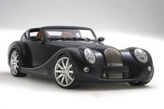 "The Morgan Aero Supersports looks like some thing straight out of ""The Great Gatsby"", but this indeed is a mordern wonder."