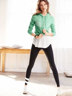 Make your mark. | Victoria's Secret Graphic Legging