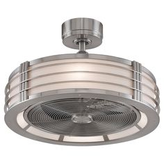 Have to have it. Fanimation Beckwith 13 in. Indoor Ceiling Fan - $499 @hayneedle
