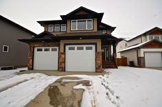 4121 45 Avenue, Sylvan Lake Absolutely stunning 2 storey home located in Ryder's Ridge. Built by Asset Builders in 2010 this home has a layout great for those families that need everyone & everything to be close by with 3 bdrms, 2 bthrms, a bonus room & Sylvan Lake, Storey Homes, Absolutely Stunning, Families, This Is Us, Laundry, Layout, Concept, Cabin
