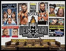 NXT TakeOver: New York Mauro Ranallo, Clash Of Champions, Dusty Rhodes, Shayna Baszler, Wrestlemania 35, Nxt Takeover, Adam Cole, Metlife Stadium