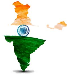 Watercolor map of indian flag Free Vecto. Indian Independence Day Images, Happy Independence Day Images, 15 August Independence Day, Independence Day Wallpaper, India Independence, Independence Day Drawing, Indian Flag Wallpaper, Indian Army Wallpapers, Dojo
