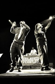 Dilated peoples concert in BCN 24 Feb!