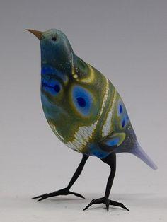 I really want one of Shane Fero's birds!
