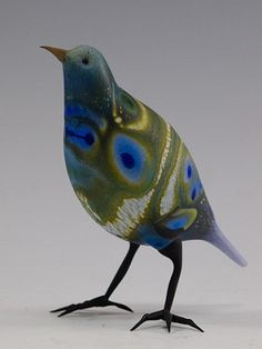 I really want one of Shane Fero's birds!