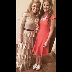 Erin Paine and Whitney Bates