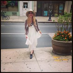 FP X Rhiannon Skirt style pic on Free People