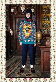 Gucci has just unveiled its Men's Pre-Fall 2017 men's collection, and it's completely full of vibrant bangers. Recently, Gucci has been outputting a myriad of pieces with a more flashy aesthetic, and this collection is no different. Embroidery, floral patterning, tigers and even outer space graces the silhouettes in this collection, giving it an argument …