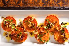 Butternut Squash, Pecans and Currants Recipe - NYT Cooking
