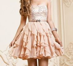 Long Sleeves Silver Champagne Cute Homecoming Dress,Vintage Short Prom Dress Homecoming Dresses,Short Party Prom Gowns For Teens Junior Girls from Dresscomeon Dresses Short, Grad Dresses, Homecoming Dresses, Bridesmaid Dresses, Formal Dresses, Dress Prom, Bridesmaids, Pink Dresses, Frilly Dresses