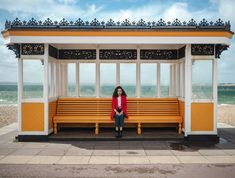 Wes Anderson Inspired Photography Beach Photoshoot Cinematic Senior Pics, Senior Pictures, Cool Pictures, Liverpool Street, Boat Dock, Cool Backgrounds, Wes Anderson, Spring Day, Portsmouth