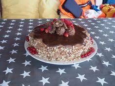 ferrero rocher tårta