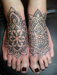 I like that each of these is a little different. Originally pinned by Angela Swann onto Tattooz