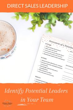Indentify Potential Leaders