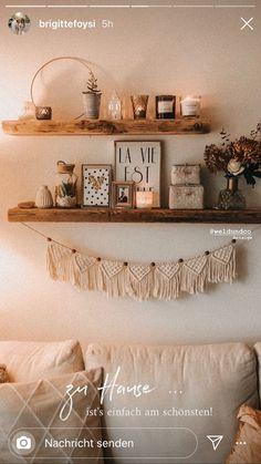 Macrame Wall Hanging Diy, Deco Originale, Boho Room, Macrame Design, Aesthetic Room Decor, Macrame Projects, Macrame Patterns, Diy Home Crafts, Boho Decor