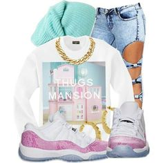 ♡ issa look fashion ootd Sexy Outfits, Swag Outfits For Girls, Black Dress Outfits, Cute Swag Outfits, Chill Outfits, Teen Fashion Outfits, Teenager Outfits, Look Fashion, Trendy Outfits