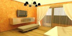 Design interior casa moderna in Constanta Design Interior, Bed, Modern, Furniture, Home Decor, Bedroom Apartment, Houses, Trendy Tree, Decoration Home
