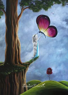 Limited Edition Canvas Print - A Dream She Once Knew