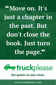 Moving Company Quotes Brilliant Stay On Your Toes And Always Move Forward Inspiration  Pinterest