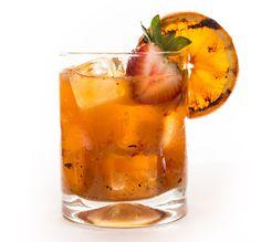 Aquavit Spritzer   Recipe   Preserve, Vodka and Berries
