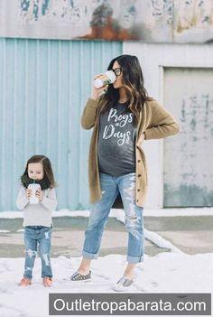 Outfits para embarazadas super comodos!!❤ Siempre hay que lucir hermosa y sobre todo comodas!!