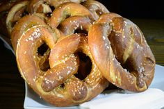Wolfgang Puck American Grille's Philly Pretzel