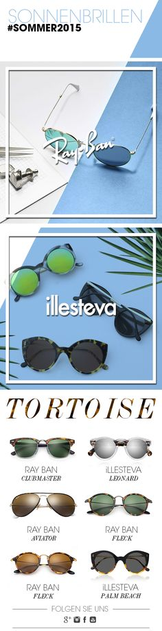 #musthave #fashion #newin #modeblog #fashionstore #onlineshop #shop #online  #sailerstyle #onlineshop #fashion #blog #trusted #stylenews #newsletter #design  #labels    #sonnenbrille #sunglasses #rayban #illesteva #tortoise