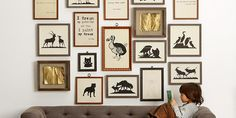 53 Idee per arredare le pareti | Inspire We Trust