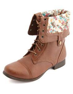brown combat boots- $33.56 5-11  7-11  7 1/2-15  8-15  8 1/2-15  9-15  9 1/2- 14  10- 15