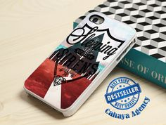Sleeping With Sirens iPhone 4,4s,5,5s,5c,6,6 plus,Samsung S3,S4,S5,iPod 4.5 case