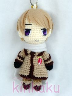 hetalia crochet patterns - Google Search