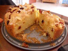 Torta di mele e bacche di goji di Antonella Narduzzi