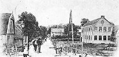 Linoleum Krommenie 1897