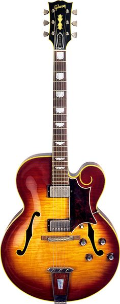 Gibson Tal Farlow 1962 - Shared by The Lewis Hamilton Band - https://www.facebook.com/lewishamiltonband/app_2405167945 - www.lewishamiltonmusic.com