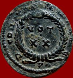 Coins & Paper Money Coins: Ancient Byzantine Empire Coin Very Rare Bronze Follis 32mm Uncleaned Price Remains Stable