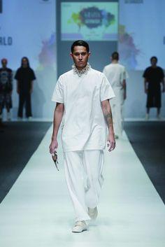 Tarra Budiman Spring Summer 2016 Primavera Verano - Jakarta Fashion Week   #Menswear #Trends #Tendencias #Moda Hombre - MFT