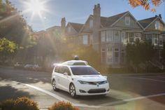 Waymo révèle des capteurs maison pour son véhicule autonome, la Pacifica - http://www.frandroid.com/produits-android/automobile/403463_waymo-revele-des-capteurs-maison-pour-son-vehicule-autonome-la-pacifica  #Automobile, #Google, #Marques
