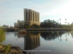 eBoats - downtown Tampa, Florida