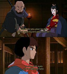 Princess Mononoke - Quotes