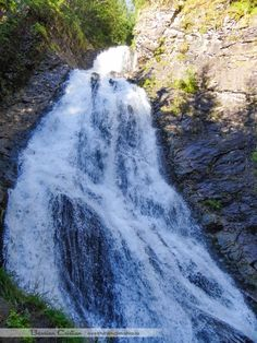 15 cascade memorabile din Romania - Aventura in Romania Romania Tourism, Bali, Waterfall, Country Roads, Outdoor, Sport, Prague, Impressionism, Travertine