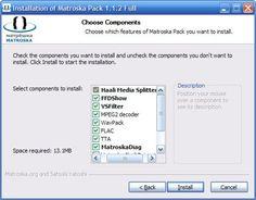 Imagen Matroska Pack Full 1.1.2 Videos, The Selection, Packing, Product Description, Bag Packaging